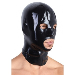 Latex Mask Female Male Bdsm Masks - The Latex Collection