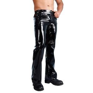 Men's Vinyl Trousers M
