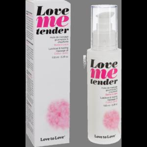 LOVE ME TENDER – ZUCCHERO FILATO