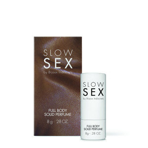 Slow Sex - Full Body Solid Perfume
