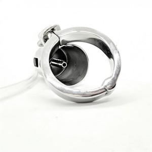 THE TAP STAINLESS STEEL CHASTITY CAGE