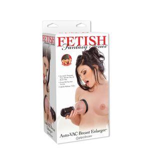 Fetish Fantasy Series Auto VAC Breast Enlarger