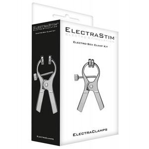 ELECTRASTIM - Electro sex Clamp Kit