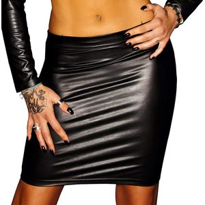 Noir F089 Mini Skirt - M