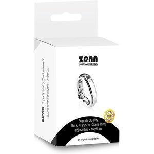 Zenn Superb Quality Thick Magnetic Glans Ring adjustable - Medium