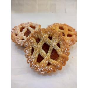 Crostatine Albicocca