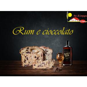 Panettone Rum e Cioccolato