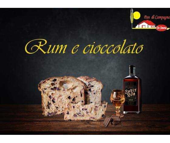 Definitiva rum e cioccolato