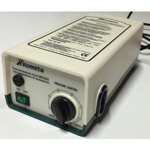 Compresso per materasso antidecubito ME 200 con regolatore