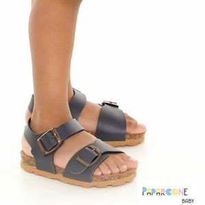 Sandali Fibbie Modello BIRK Bambino