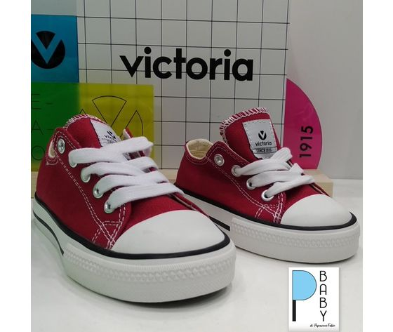 Sneakers victoria rossa sneakers victoria rossa   24 1