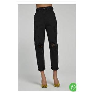 Jeans Ruffle Aniyeby