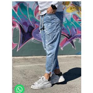 Jeans uomo BL strappato