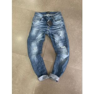 Why Not Brand jeans con strappi