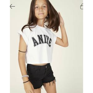 Aniyeby short denim girl