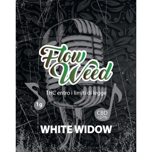 FLOW WEED WHITE WIDOW