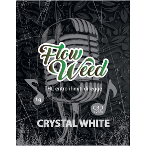 FLOW WEED CRISTAL WHITE