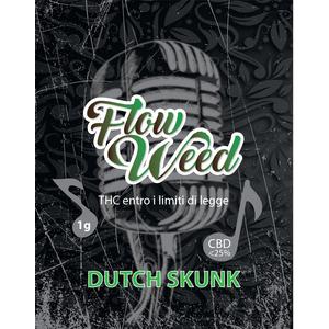 FLOW WEED DUTCH SKUNK