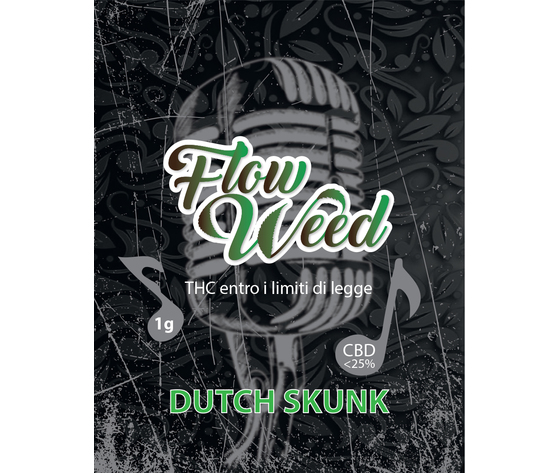 Dutch skunk 1