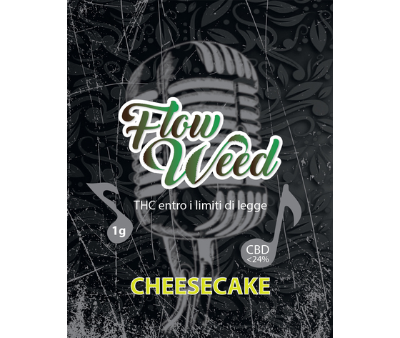 Cheesecake 1 flow weed