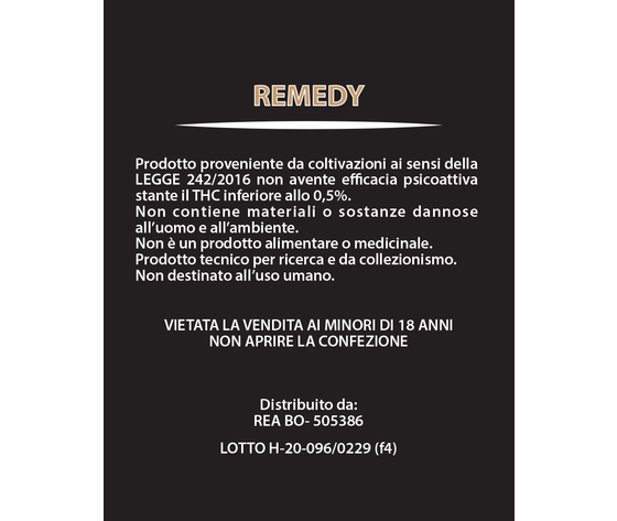 Remedy 2