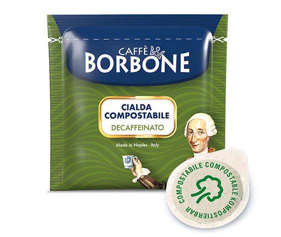 Borbone decaffeinato cialde cb cc de