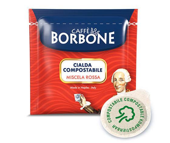 Borbone rosso cialde cb cc cr
