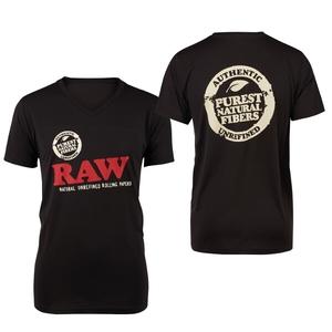 RAW SHIRT BLACK
