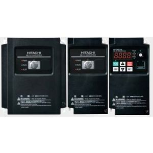 Inverter scalare trifase con display e potenziometro a bordo