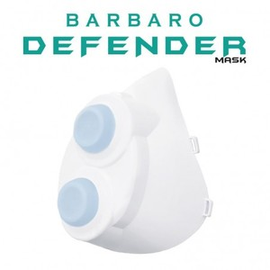 MASCHERINA BARBARO DEFENDER MASK