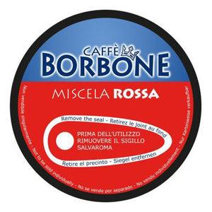 MISCELA ROSSA BORBONE DOLCEGUSTO 90 PZ