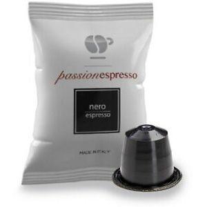 Lollo Box Capsule PassioNespresso Miscela Nera 100