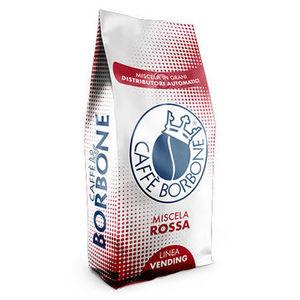 CAFFÈ IN GRANI (A CHICCHI) VENDING MISCELA ROSSA CAFFÈ BORBONE 1KG