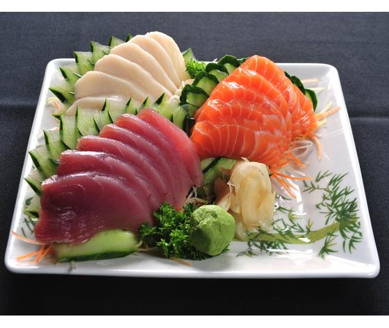 Sashimi take