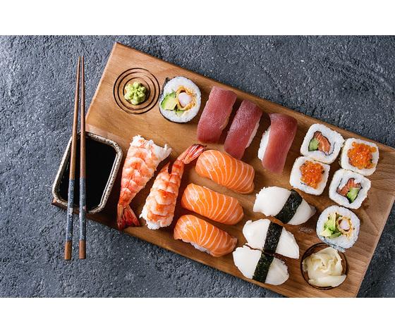 Sushi maki d