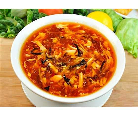 Zuppa agropiccante