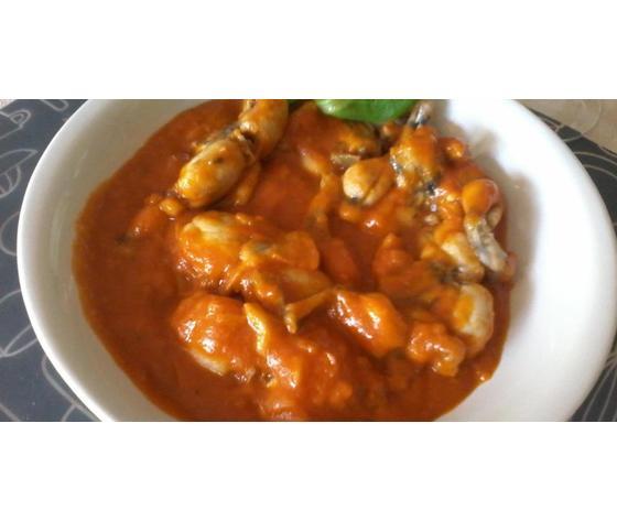 Cosce di rana in salsa piccante