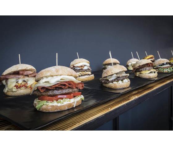 Pinsa burger