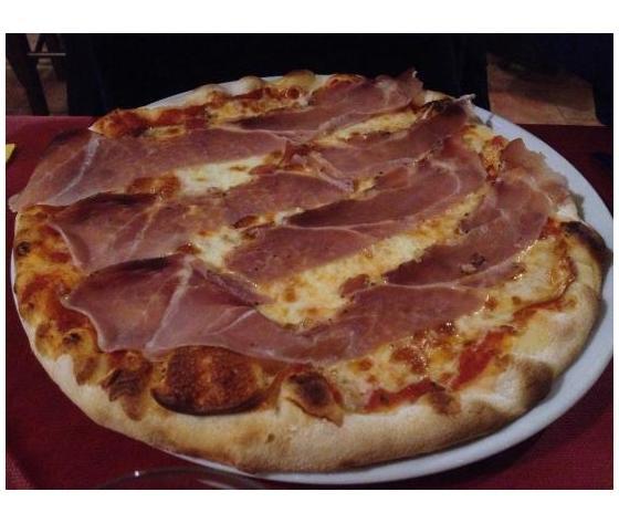 Pizza fumo