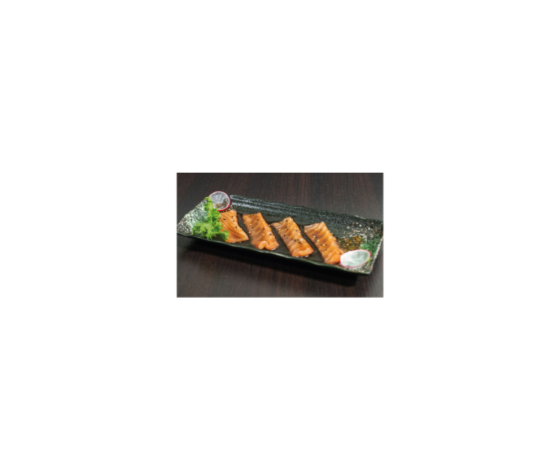 66 carpaccio salmone