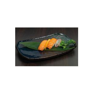 001 Nigiri 2 pz  - Sake Salmon