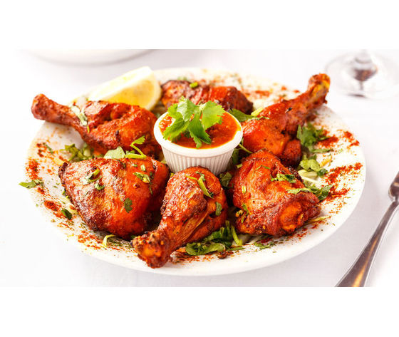 Chicken takky