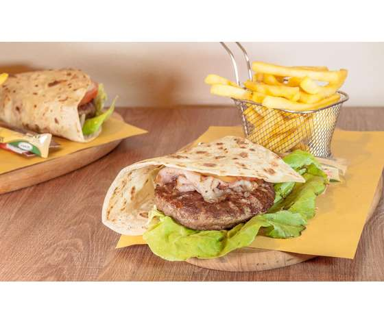 Piada burger