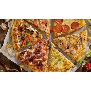 PIZZA IN TEGLIA FARCITA (4 GUSTI)