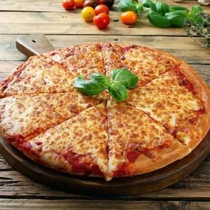 PIZZA IN TEGLIA MARGHERITA