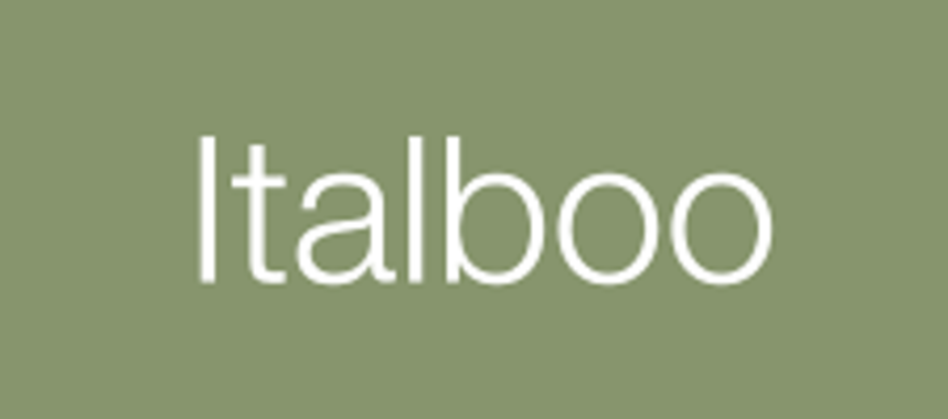Logo italboo