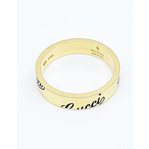 COPY OF Gucci Anello Icon sottile 18 carati Oro giallo