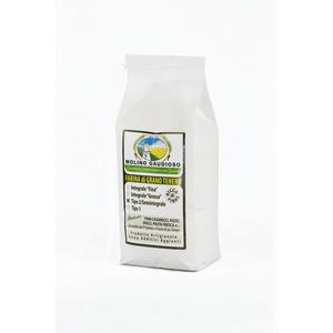 Farina di grano tenero  Tipo 2/Semintegrale  kg 1