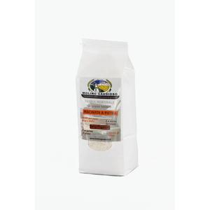 Farina di grano tenero integrale Macinata A Pietra kg 1
