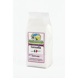 Farina di grano tenero Carosella kg 1
